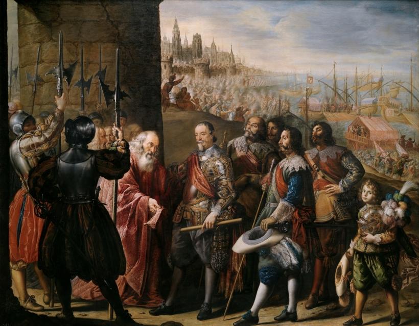 El socorro de Génova por el II marqués de Santa Cruz (1)