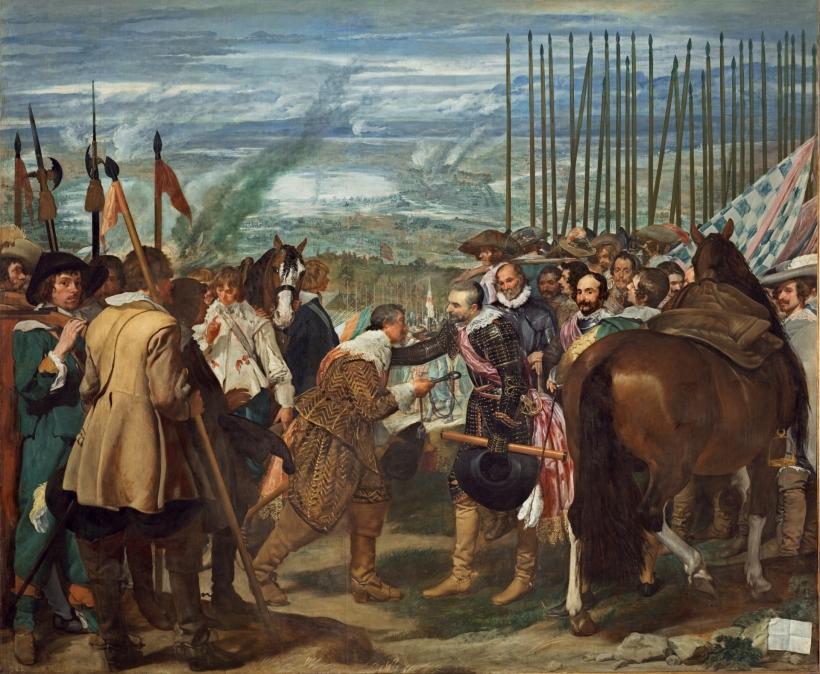 Las lanzas o La rendición de Breda (1)