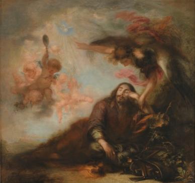El sueño de san José (2)