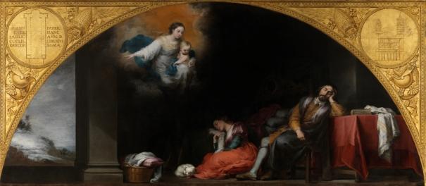 Fundación de Santa María Maggiore de Roma. El sueño del patricio Juan (2)