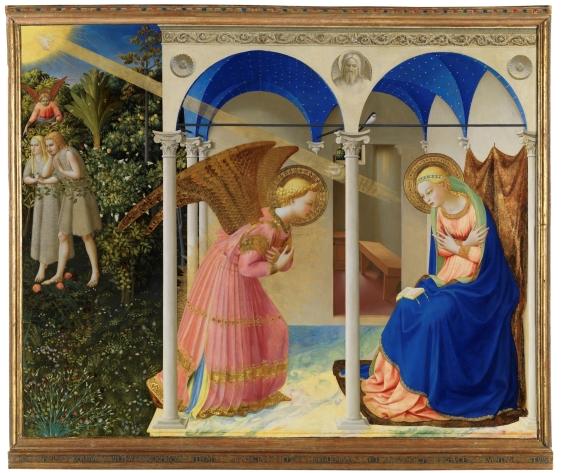 La Anunciación (2)